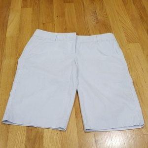 👍J Crew City Fit Shorts Size 2